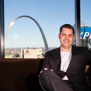 Doug Devitre St. Louis Arch