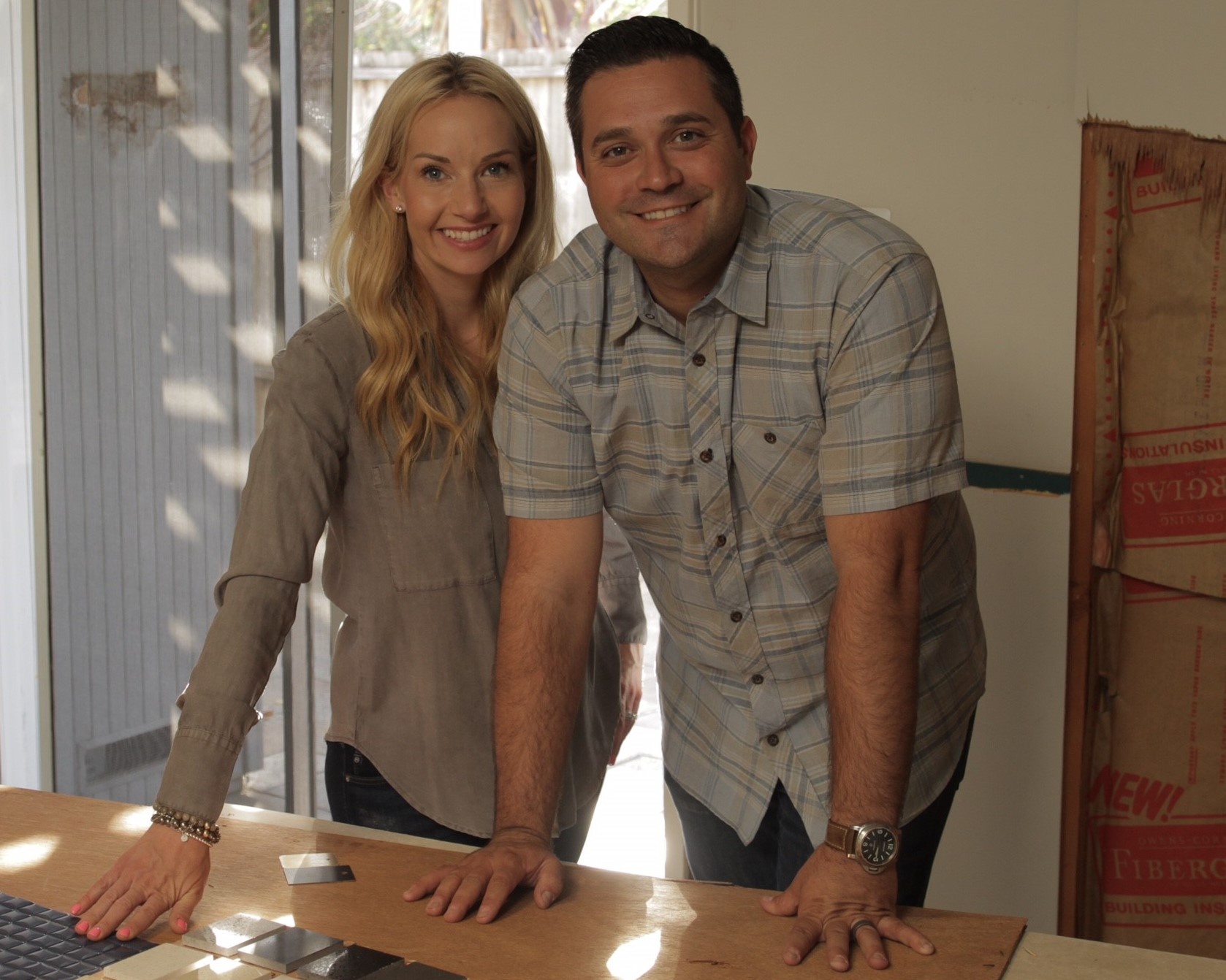 Jessie & Tina Rodriguez of HGTV's 'Vintage Flip' - CROPPED